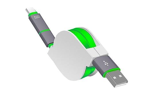 13 opinioni per SMTR 2-in-1 cavo ricarica Micro USB &