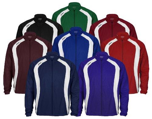 Asics Caldera Men's Athletic Lightweight Jacket