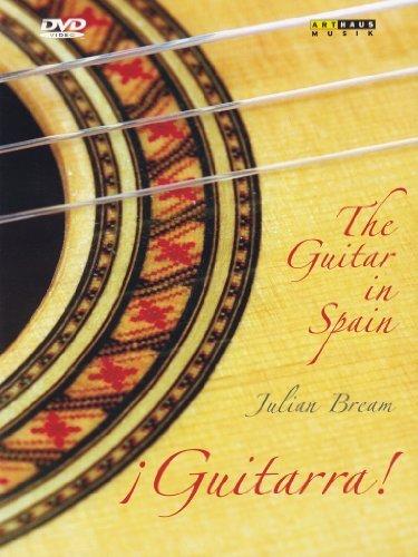 Guitarra! The guitar in spain [DVD] [2006] [NTSC] by Julian Bream (Julian Bream Guitarra The Guitar In Spain)