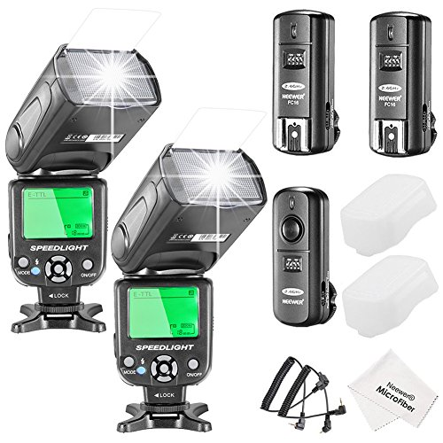 Neewer Flash Speedlite Kit