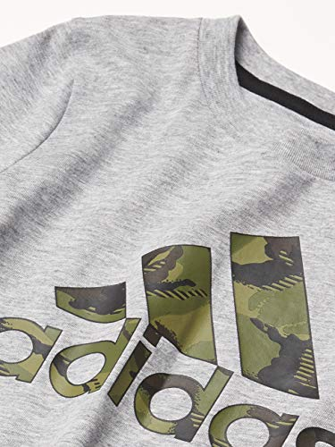 adidas Boys' Action Camo T-Shirt 1