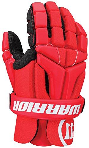 Warrior Burn Glove, Red, Medium