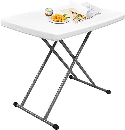 Leogreen - Table Pliante Jardin, Petite Table Pliante ...