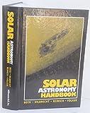 Solar Astronomy Handbook, Rainer Beck, 0943396476