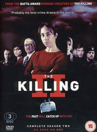 (The Killing: The Complete Season 2 (Forbrydelsen) [Region 2])