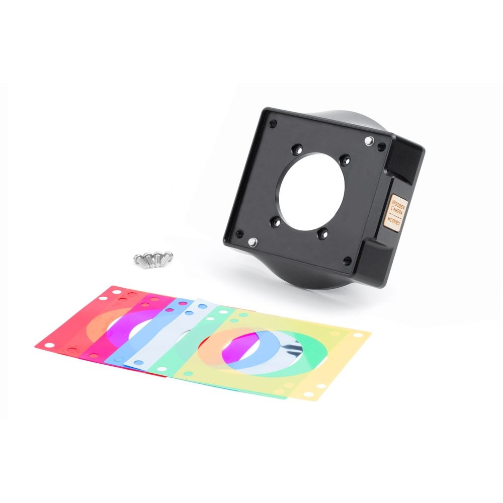 木製カメラ – Interchangeableマウント( BMCC MFT )   B01ACR3NUO