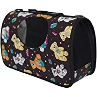 Pet Bag, BIGBOBA Cats Carriers Soft-Sided Pet Travel Carrier for Cats and Small Dogs Comfortable Portable Foldable Airline Approved Pet Bag Handbag for Outdoor Travel Walking Hiking