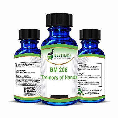 Tremors of Hands Natural Remedy (BM206) - Hand Remedy