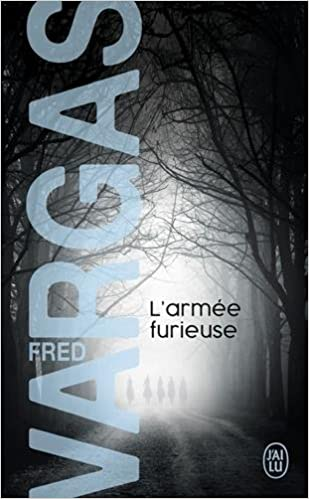 Armee Furieuse L Amazon Ca Fred Vargas Books