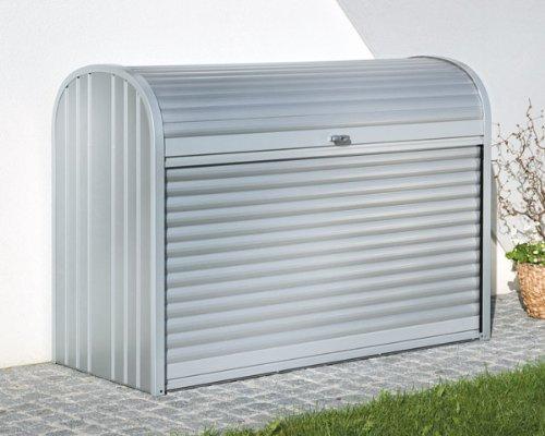 Garage Software Vergelijken : Biohort storemax rollladenbox: amazon.de: garten