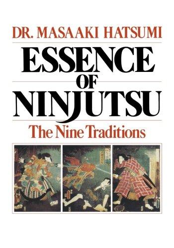 Essence of Ninjutsu [Masaaki Hatsumi] (Tapa Blanda)