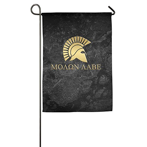 unique-golden-molon-labe-helmet-decorative-home-garden-flag