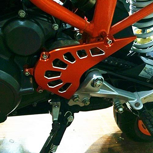 Areyourshop CNC-Aluminium-Motor-/Ölfilterdeckel f/ür Duke RC 125 200 390