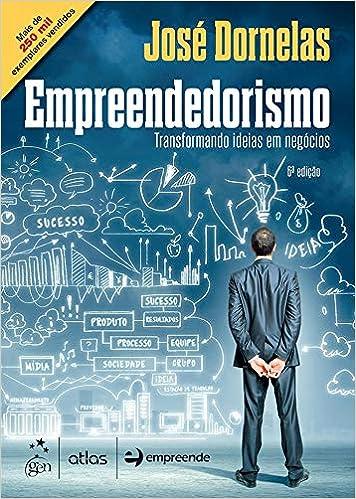 cf60e27dfa1 Empreendedorismo  Transformando Ideias em Negócios - 9788597003932 ...