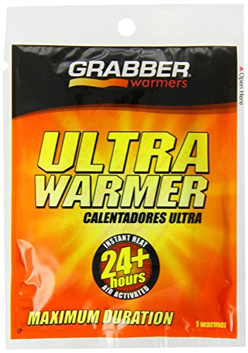 Grabber Warmers 24+ Hour Ultra Warmers Maximum Duration