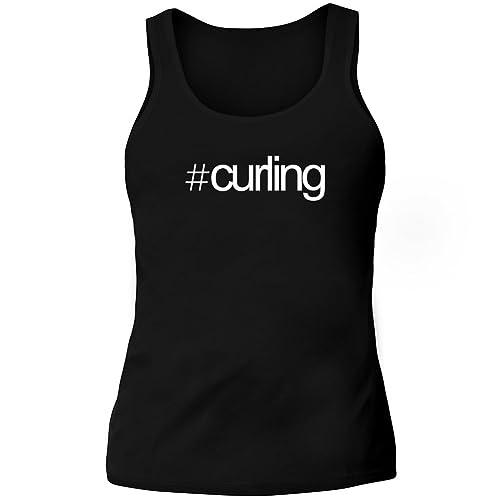 Idakoos Hashtag Curling – Sport – Canotta Donna