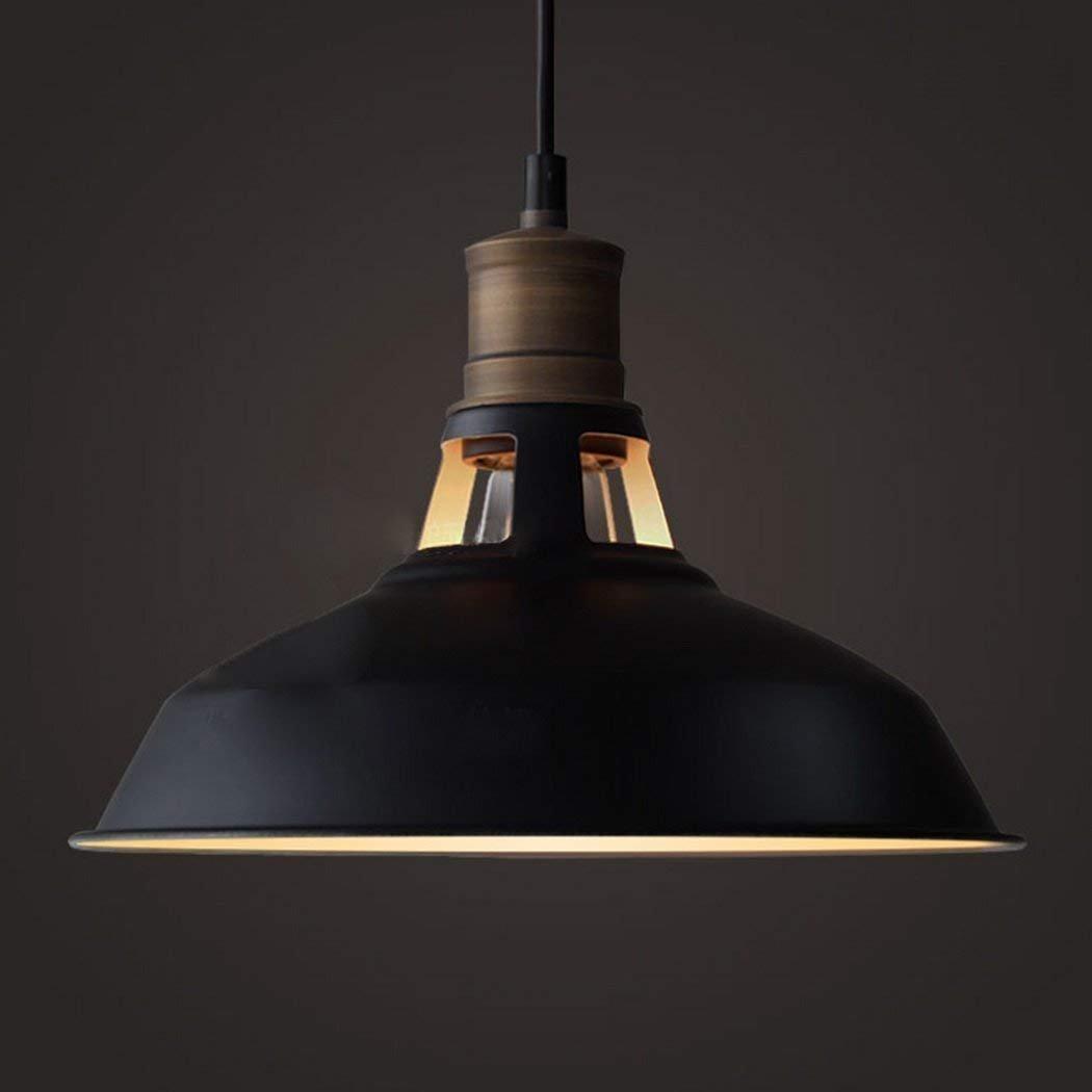 CLAXY Ecopower Industrial Barn Mini Metal Pendant Light 1 Light by CLAXY (Image #2)