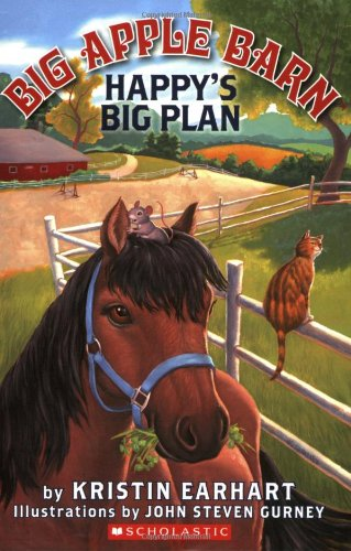Big Apple Barn #2: Happy's Big Plan (Barn Big Farm)