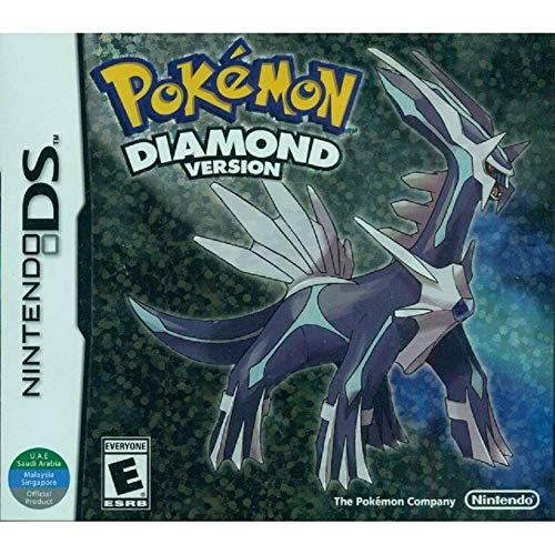 Nintendo DS Pokemon Diamond Version (World Edition)