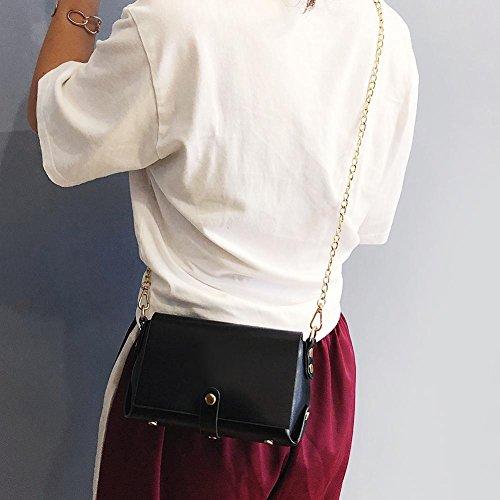 Sac bandoulière Noir femme Widewing pour Xxan0