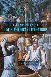 A Companion to Latin American Literature (Monografías A) (Monografías A)