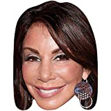 Celebrity Cutouts Danielle Staub (Smile) Big Head. Larger Than Life mask.