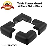 LURICO 4 Pieces Set Corner Guard Home Furniture Safety...