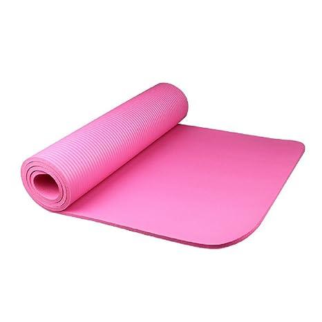 select for newest enjoy cheap price 60% discount Yoga / Pilates Mat & Bag —Eco-Friendly, Slip Resistant, 8mm NBR Rubber -  ZeeFit Health