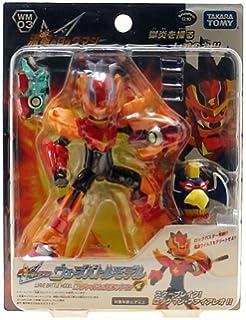 Megaman Starforce Toys