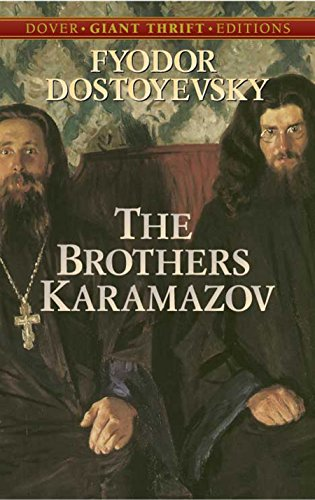 (The Brothers Karamazov (Dover Thrift Editions))