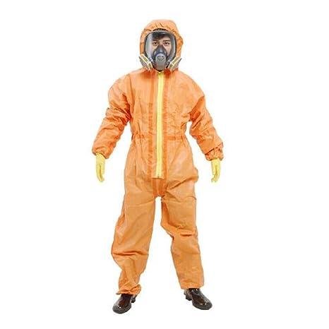 CYHX Ropa de protección química con Aislamiento de Campana ...