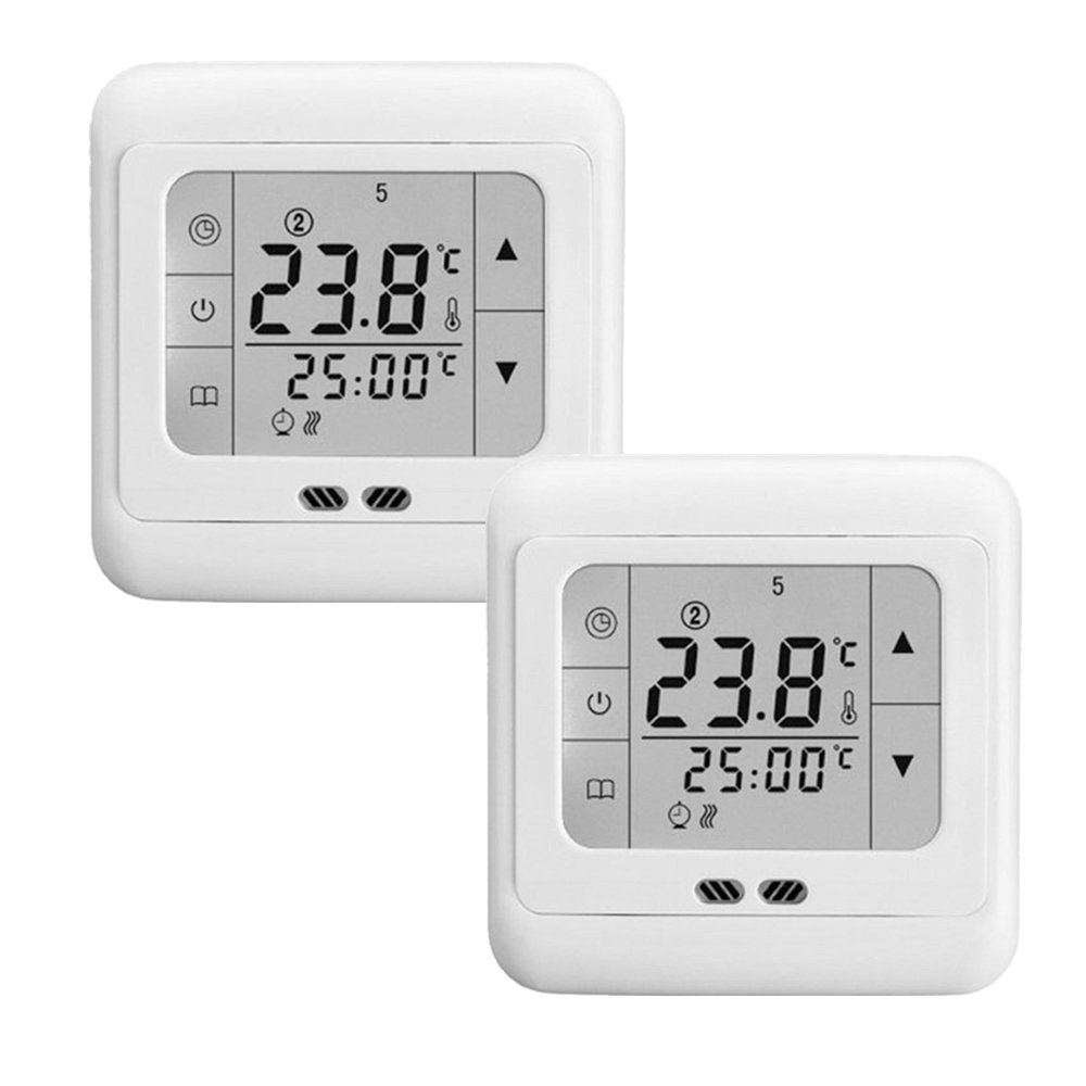 digital thermostat heizung ro76 hitoiro. Black Bedroom Furniture Sets. Home Design Ideas