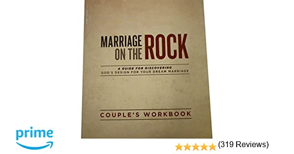 Marriage On The Rock: Couple's Discussion Guide: Jimmy Evans ...