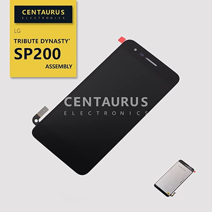 Amazon com: CENTAURUS Screen Replacement for LG Tribute Dynasty