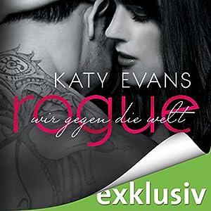 Rogue - Wir gegen die Welt (Real 4) Hörbuch