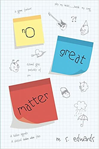 No Great Matter: m. s. edwards: 9781719236072: Amazon.com: Books
