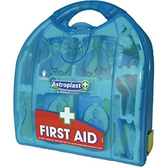 Astroplast Mezzo 10 Person First Aid Kit Wallace Cameron WC004