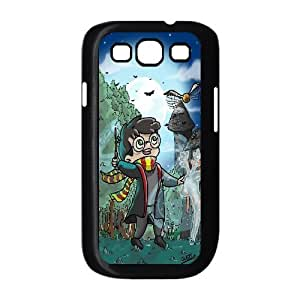 [bestdisigncase] For SamSung Galaxy S4 Case -The Marauders Map - Harry Potter Pattern PHONE CASE 19