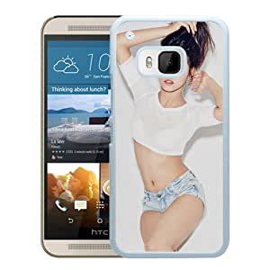 Unique Designed Cover Case For HTC ONE M9 With He Seolhyun Kpop Aoa Sexy Girl Music (2) Phone Case