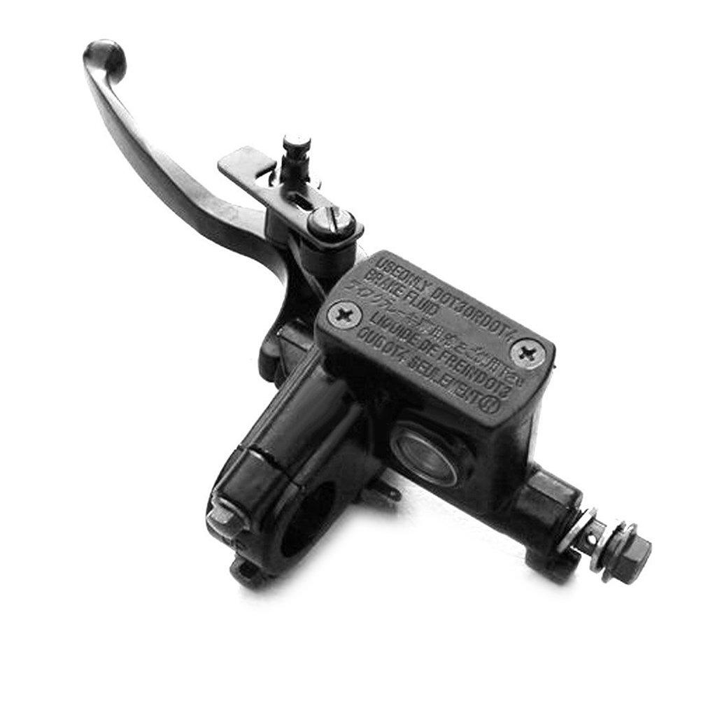 WINOMO Superiore Sinistra Freno a Disco Pompa Master Cilindro Freno Controllore con Pompa a Leva