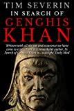Front cover for the book In Search of Genghis Khan by Tim Severin