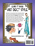 Learn to Draw Art Deco Style Vol. 1: Return to the