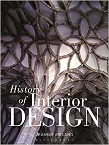 History Of Interior Design 9781563674624 Jeannie Ireland Books