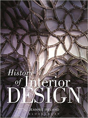 Amazon History Of Interior Design 9781563674624 Jeannie Ireland Books