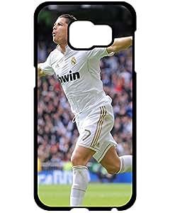 MLB Iphone Cases's Shop 2015 Samsung Galaxy S6/S6 Edge Cover, Cristiano Ronaldo cristiano-ronaldo Theme Hard Plastic Case for Samsung Galaxy S6/S6 Edge 4952048ZF554418436S6