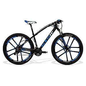 Bicicleta GTS Aro 29 Freio a Disco Hidráulico Câmbio Absolute 27 Marchas e Amortecedor e Rodas de Magnésio | GTS M1 I-Vtec Magnésio