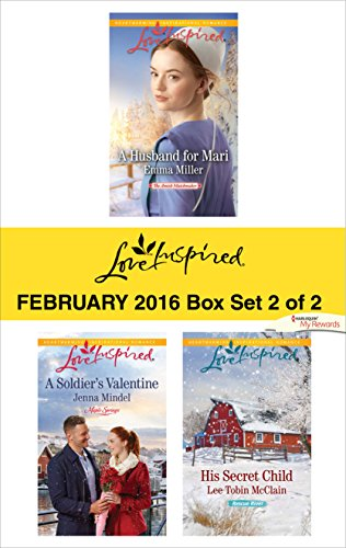 book cover of Love Inspired February 2016 - Box Set 2 of 2