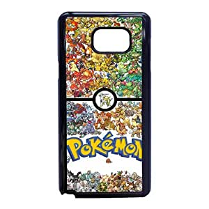 Phone Accessory for Samsung Galaxy Note 5 Phone Case Pokemon P1023ML