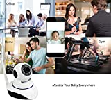 Omni Eye Baby Monitor Video Camera 720p HD Video with Wifi