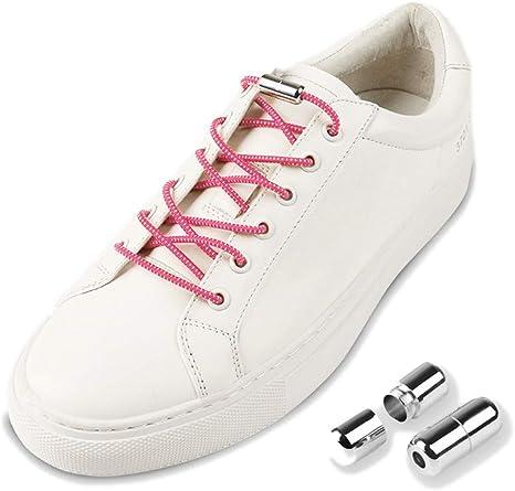 Ace Tie Aces Cordones elásticos para Zapatos, sin Atar, con ...